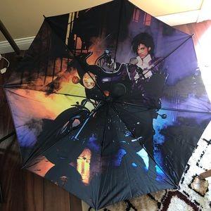 Prince Purple Rain Limited Edition Umbrella